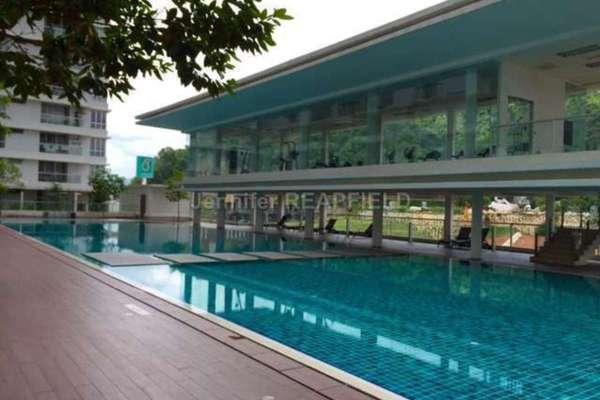 For Sale Condominium at Platinum Hill PV2, Setapak Freehold Unfurnished 3R/2B 695k