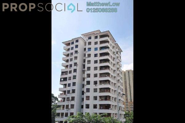 For Rent Condominium at Flamingo Series, Green Lane Freehold Semi Furnished 3R/2B 1.2k