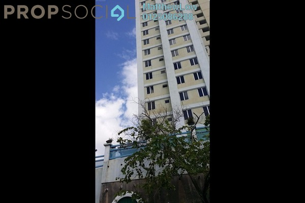 For Rent Condominium at N-Park, Batu Uban Freehold Semi Furnished 3R/2B 1k