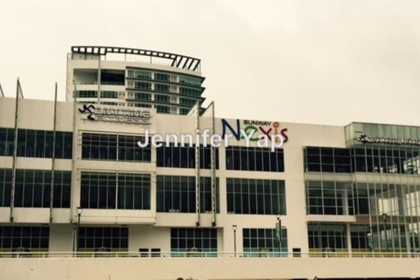 For Rent Shop at Sunway Nexis, Kota Damansara Leasehold Unfurnished 0R/1B 4k
