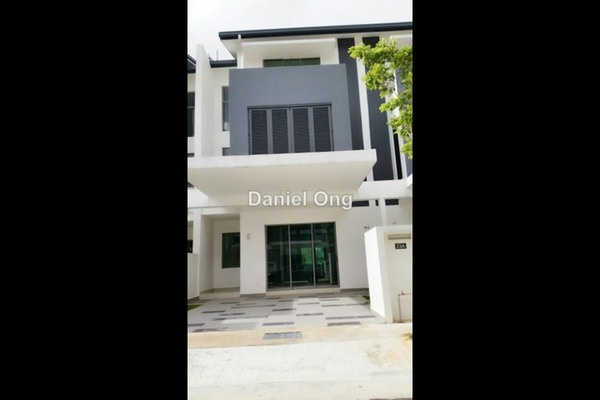 For Sale Terrace at Savanna 1, Bukit Jalil Freehold Semi Furnished 5R/5B 1.4m