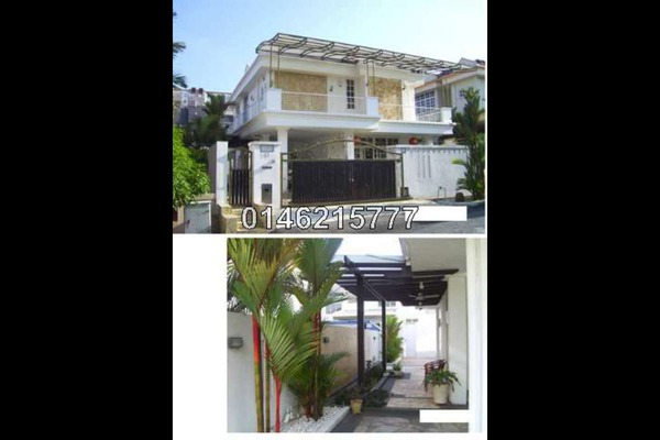 For Sale Bungalow at Taman Bukit Serdang, Seri Kembangan Freehold Semi Furnished 7R/5B 2m