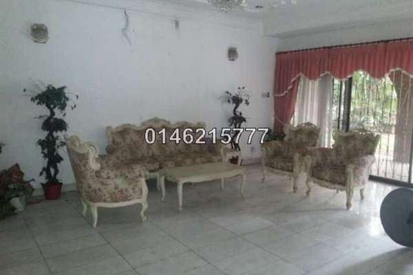 For Sale Bungalow at Bukit Bandaraya, Bangsar Freehold Semi Furnished 5R/4B 4.99m