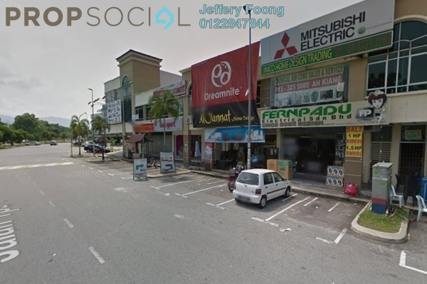 For Sale Shop at Taman Pelangi Semenyih, Semenyih Freehold Unfurnished 0R/2B 1.6m