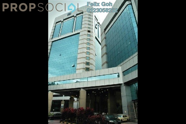 For Rent Office at Menara HP, Damansara Heights Freehold Fully Furnished 0R/0B 26.4k