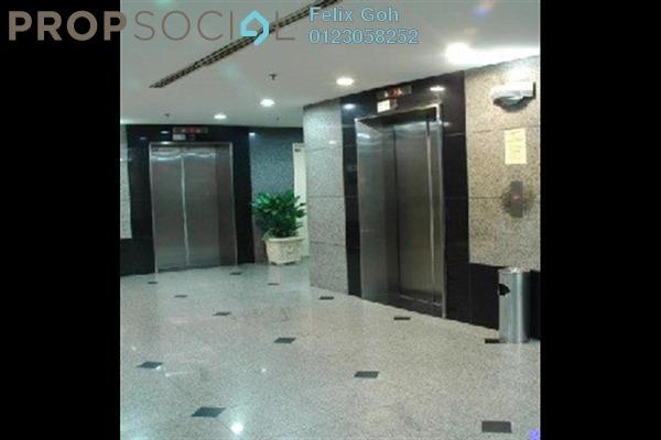 For Rent Office at Menara HP, Damansara Heights Freehold Semi Furnished 0R/0B 23.8k