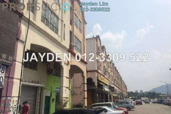 For Sale Office at Taman Wangsa Permai, Kepong Leasehold Unfurnished 0R/0B 1.85m