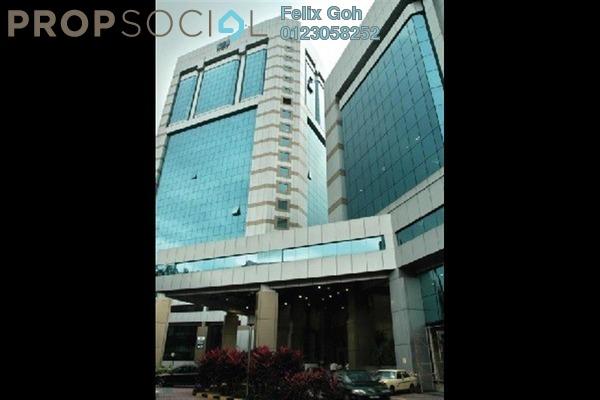 For Rent Shop at Menara HP, Damansara Heights Freehold Fully Furnished 0R/0B 8.08k