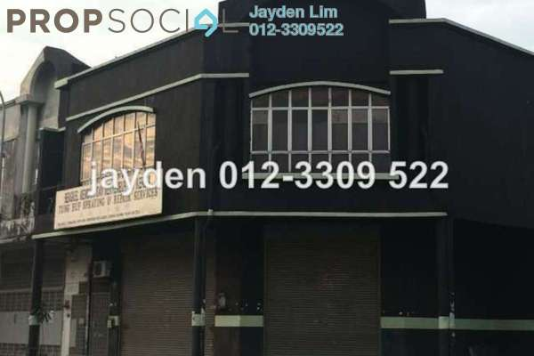 For Sale Factory at Subang Bestari, Subang Leasehold Unfurnished 0R/0B 1.4m