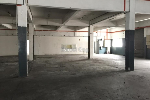 For Sale Factory at Taman Bukit Serdang, Seri Kembangan Freehold Unfurnished 0R/2B 4.85m