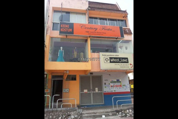 For Sale Shop at SS15, Subang Jaya Freehold Unfurnished 0R/3B 3m