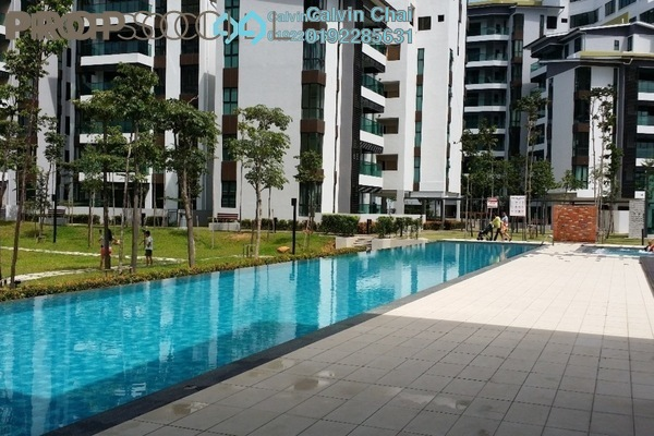 For Sale Condominium at Serin Residency, Cyberjaya Freehold Semi Furnished 3R/2B 750k