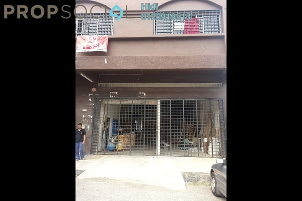 For Sale Factory at Bandar Teknologi Kajang, Semenyih Freehold Unfurnished 0R/2B 1.2m