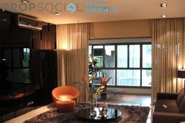 For Sale Condominium at Seni, Mont Kiara Freehold Semi Furnished 3R/4B 1.8m