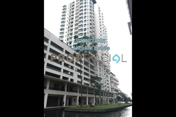 For Sale Condominium at The Heritage, Seri Kembangan Leasehold Semi Furnished 3R/2B 450k