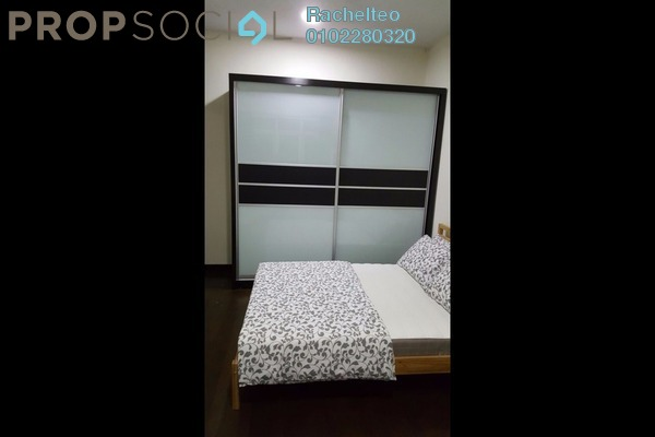 For Rent Serviced Residence at Saville @ The Park, Pantai Freehold Semi Furnished 3R/2B 2.4k
