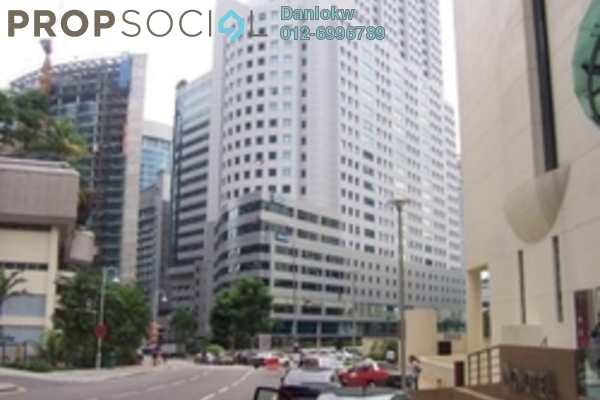 For Rent Office at Wisma UOA II, KLCC Freehold Semi Furnished 3R/1B 4.5k