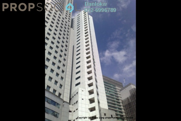 For Rent Office at Wisma UOA II, KLCC Freehold Semi Furnished 2R/1B 5.3k
