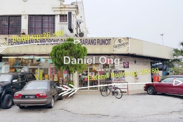 For Rent Shop at PJS 7, Bandar Sunway Leasehold Fully Furnished 0R/2B 14k