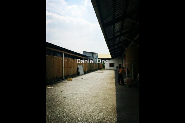 For Rent Factory at Pandamaran Industrial Estate, Port Klang Freehold Unfurnished 0R/2B 13.8k