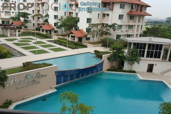 For Sale Condominium at Puteri Palma 3, IOI Resort City Freehold Semi Furnished 3R/3B 900k