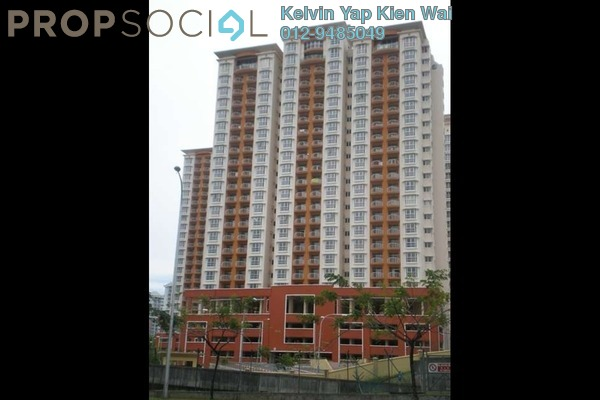 For Rent Condominium at Wangsa Metroview, Wangsa Maju Freehold Fully Furnished 3R/2B 2.3k