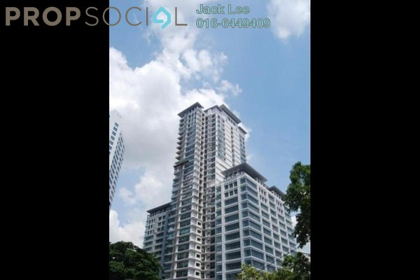 For Sale Condominium at One Residency, Bukit Ceylon Freehold Fully Furnished 1R/1B 780k
