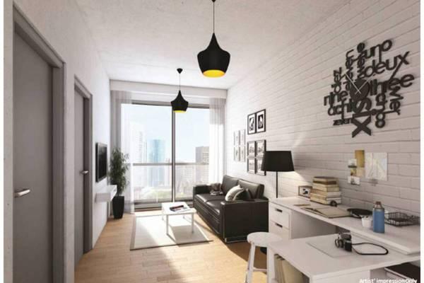 For Sale Condominium at Empire Remix, UEP Subang Jaya Leasehold Fully Furnished 0R/1B 298k