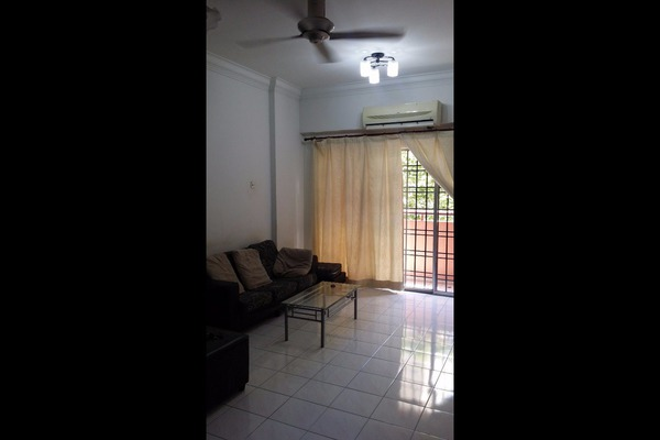 For Rent Condominium at Jalil Damai, Bukit Jalil Freehold Fully Furnished 3R/2B 1.5Ribu