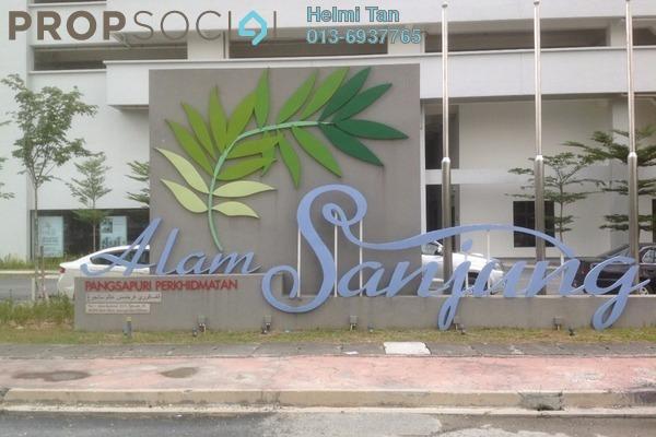 For Sale Serviced Residence at Alam Sanjung, Shah Alam Freehold Unfurnished 3R/2B 420k