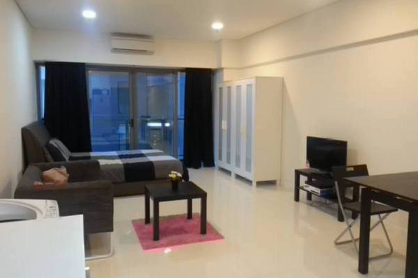 For Rent Condominium at Summer Suites, KLCC Leasehold Semi Furnished 0R/1B 1.6k