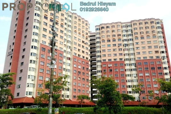 For Sale Apartment at Desaminium Flora, Bandar Putra Permai Leasehold Semi Furnished 3R/2B 240k