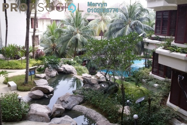 For Rent Condominium at Seri Duta II, Kenny Hills Freehold Fully Furnished 3R/3B 3.8k