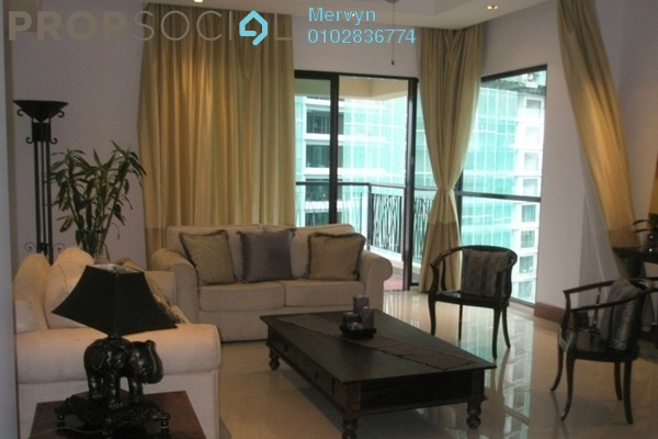 For Sale Condominium at Mont Kiara Damai, Mont Kiara Freehold Semi Furnished 4R/5B 2.1m