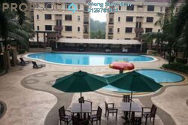 For Rent Condominium at Casa Indah 1, Tropicana Leasehold Semi Furnished 3R/3B 2.8k