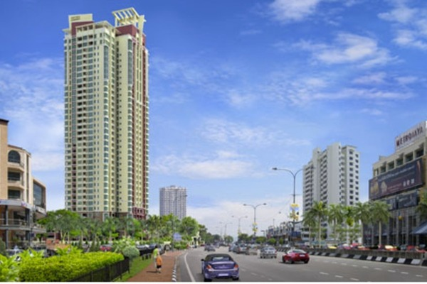 For Sale Condominium at Fettes Residences, Tanjung Tokong Freehold Fully Furnished 4R/3B 1.88m