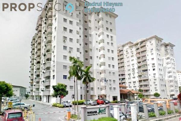 For Sale Apartment at Jati 1 Apartment, Subang Jaya Freehold Semi Furnished 3R/2B 328k