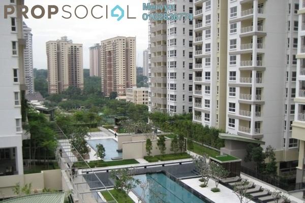 For Sale Condominium at Hijauan Kiara, Mont Kiara Freehold Semi Furnished 3R/4B 1.75m