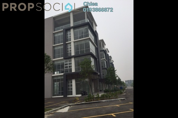 For Rent Shop at TTDI Dualis, Equine Park Leasehold Unfurnished 0R/0B 19.5k