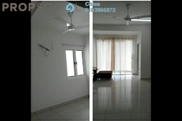 For Sale Condominium at Zenith Residences, Kelana Jaya Leasehold Semi Furnished 3R/2B 638k