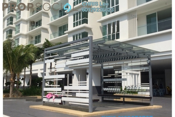 For Sale Condominium at Le Yuan Residence, Kuchai Lama Freehold Unfurnished 3R/3B 838k