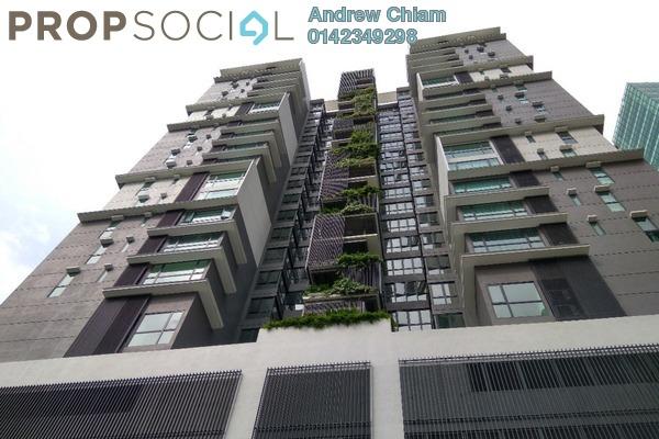 For Sale Condominium at Three28 Tun Razak, KLCC Freehold Semi Furnished 3R/3B 1.4m