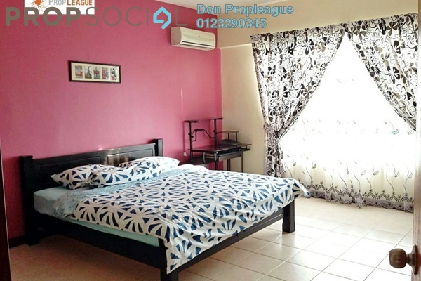For Rent Serviced Residence at Sri Acappella, Shah Alam Leasehold Fully Furnished 1R/1B 1.8k
