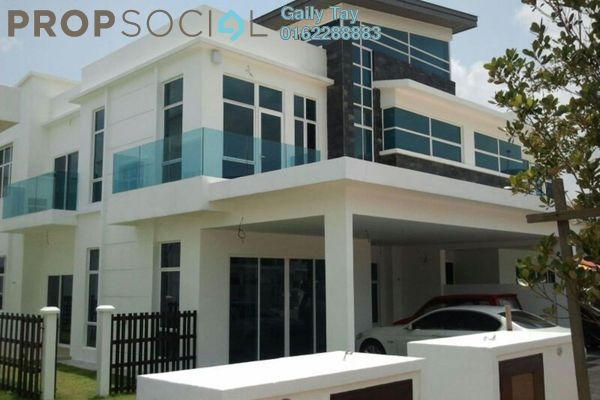 For Rent Semi-Detached at My Diva Homes, Cyberjaya Freehold Fully Furnished 5R/5B 4.5k