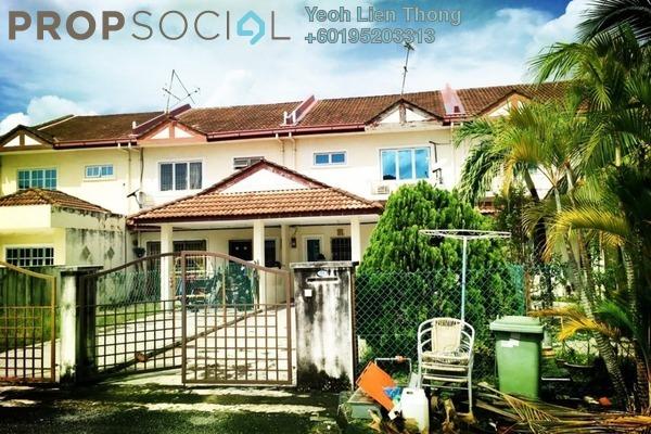 For Sale Terrace at Sunway Tunas, Bayan Baru Freehold Unfurnished 4R/3B 1.1m