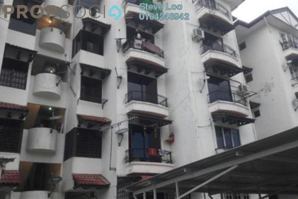 For Sale Condominium at Villa Condominium, Relau Freehold Unfurnished 3R/2B 268k