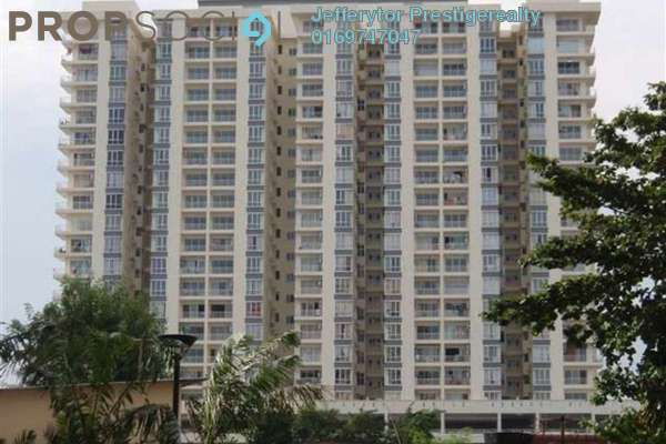 For Sale Condominium at Prima Setapak II, Setapak Freehold Semi Furnished 3R/2B 570k
