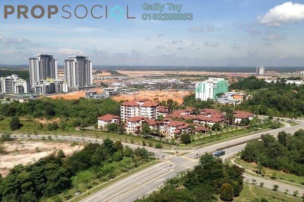 For Sale SoHo/Studio at DPulze, Cyberjaya Freehold Fully Furnished 1R/1B 340k