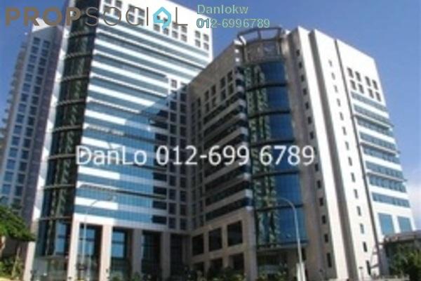For Rent Office at Plaza Sentral, KL Sentral Freehold Fully Furnished 1R/1B 6.45k