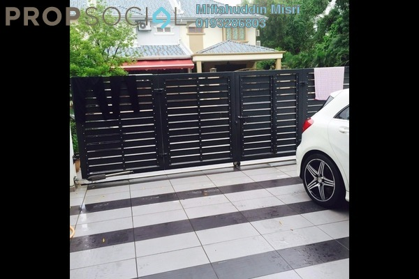 For Sale Terrace at Section 7, Shah Alam Leasehold Semi Furnished 4R/3B 725k